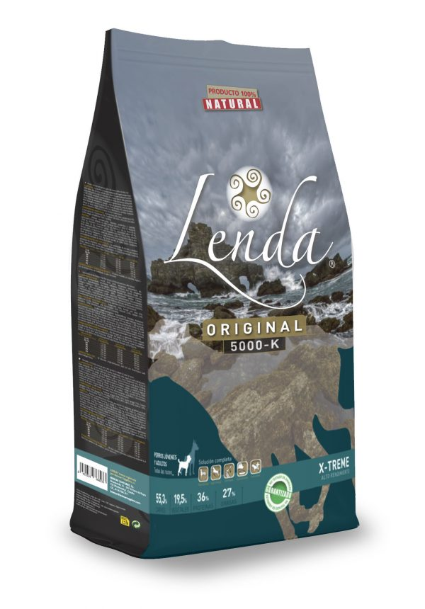 Pienso lenda asturias alta energía