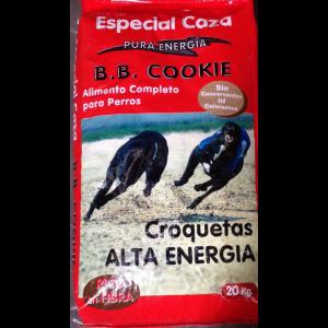 pienso alta energía bb cookie barato para perros de caza
