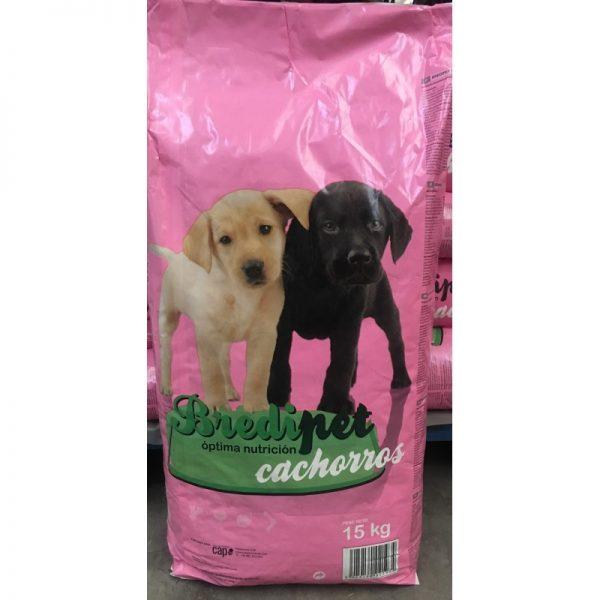 pienso bredipet cachorros en 15 kg