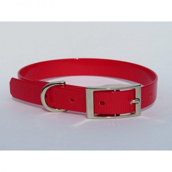 Collar de biotjane rojo
