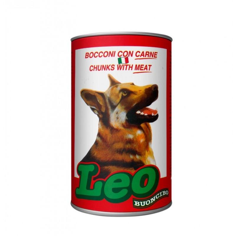 Comida Húmeda LEO 1,23Kg