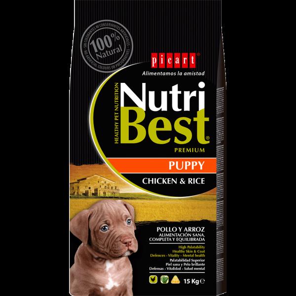 NutriBest puppy asturias