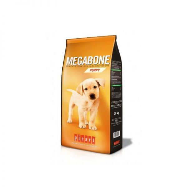 Pienso megabone puppy de picart