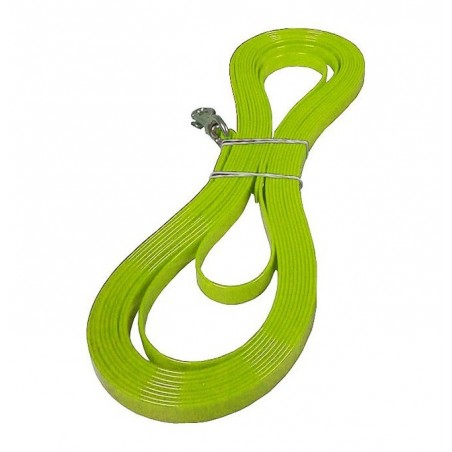 correa o trailla plana de biothane original usa n 10 metros