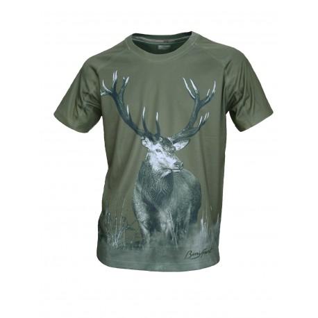 Camiseta de caza venado