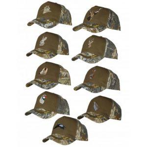 gorras de caza camuflaje